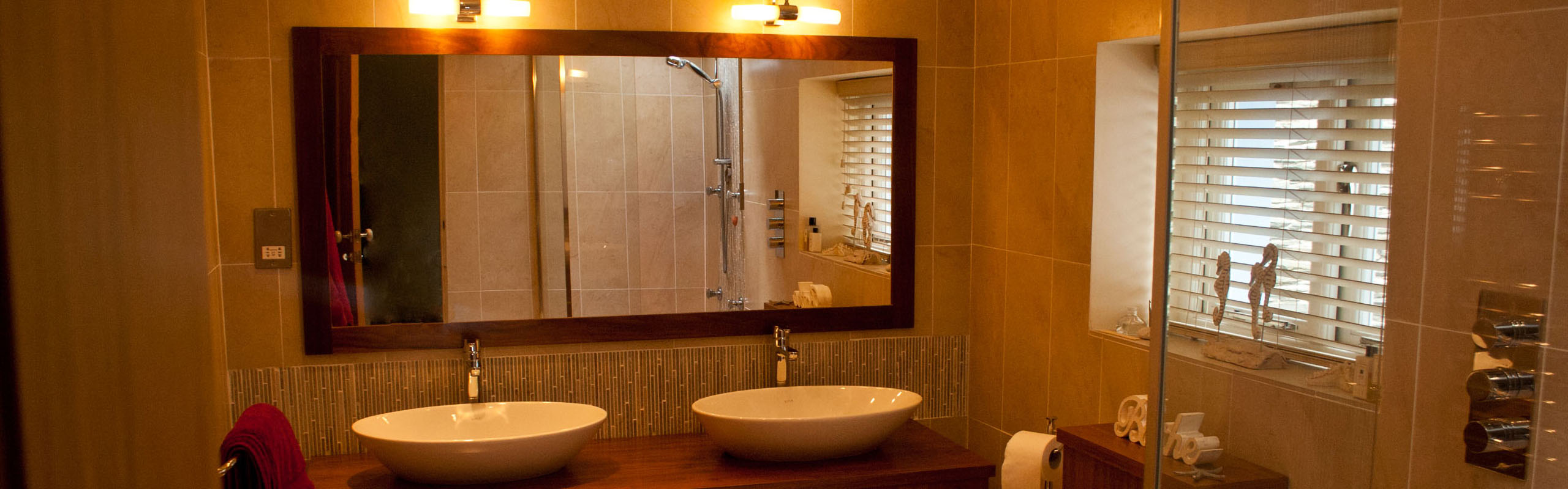 Bathroom Renovation from Dyfi Renovation Ltd