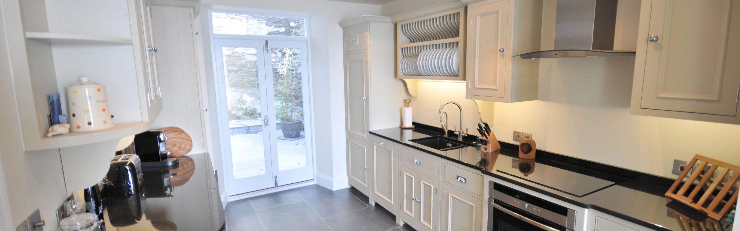 Fitted Kitchen work carried out by Dyfi Renovation Ltd